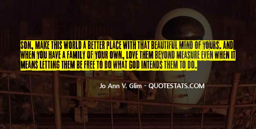 Our World Is A Beautiful Place Quotes #773993