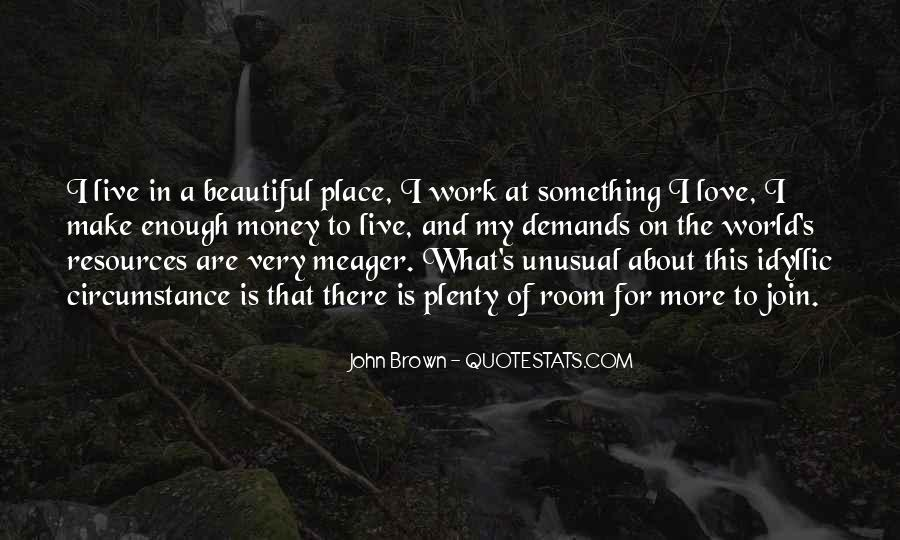Our World Is A Beautiful Place Quotes #867066