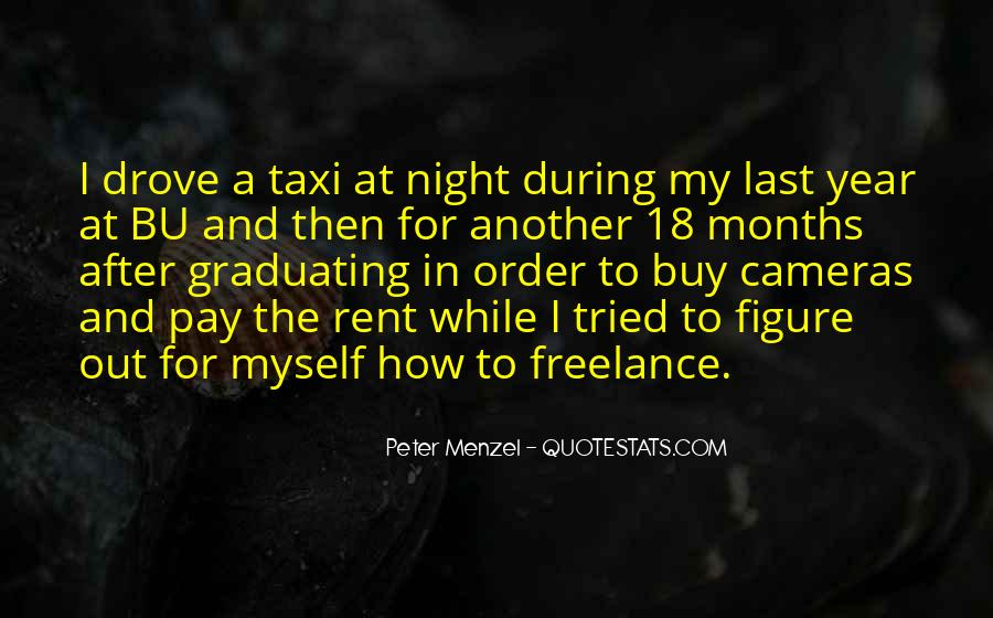 Out For A While Quotes #185340