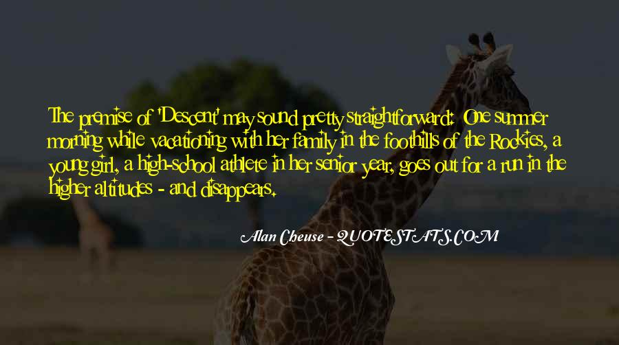 Out For A While Quotes #468554
