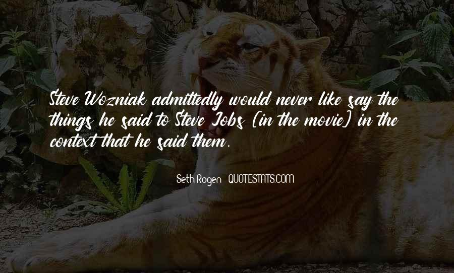 Out Of Context Movie Quotes #1322495