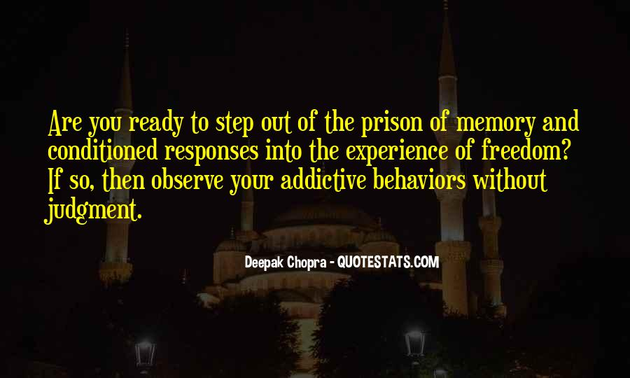Out Of Prison Quotes #264008