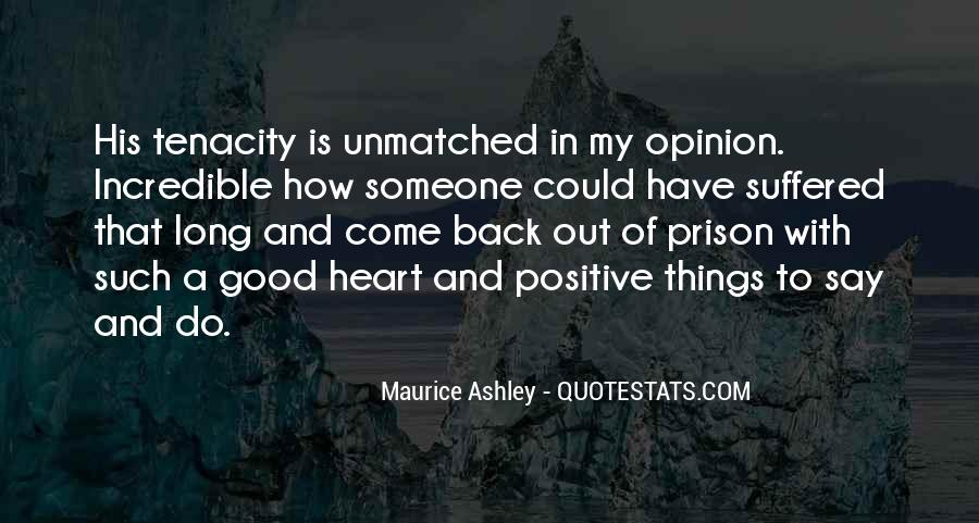 Out Of Prison Quotes #363113