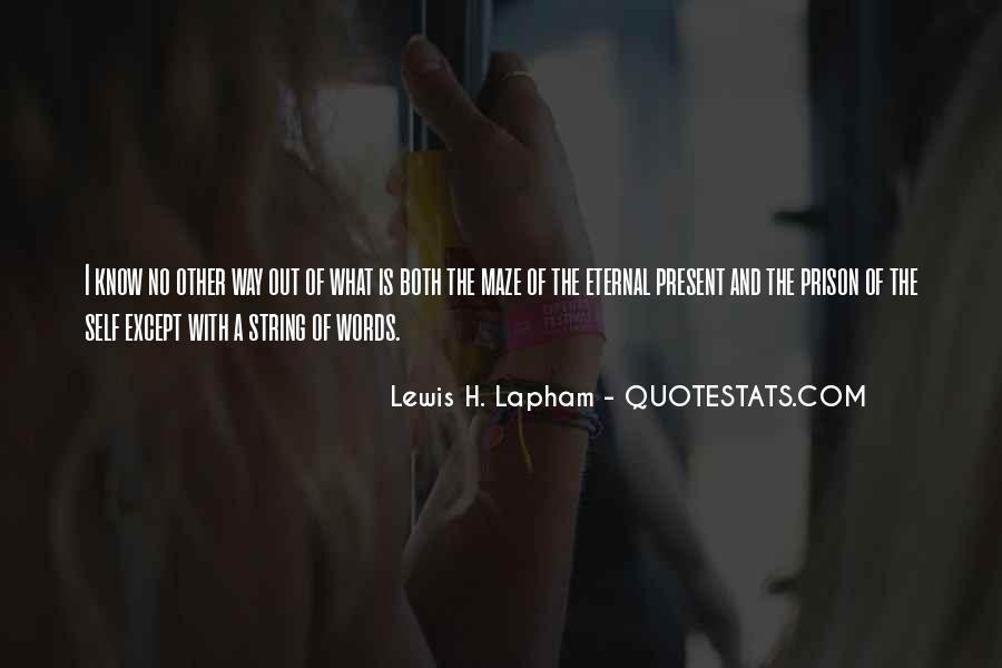 Out Of Prison Quotes #646641