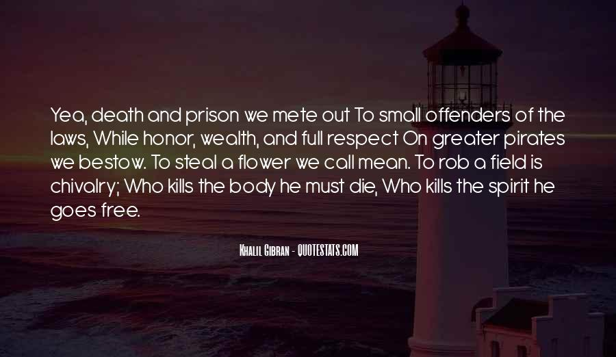 Out Of Prison Quotes #802541