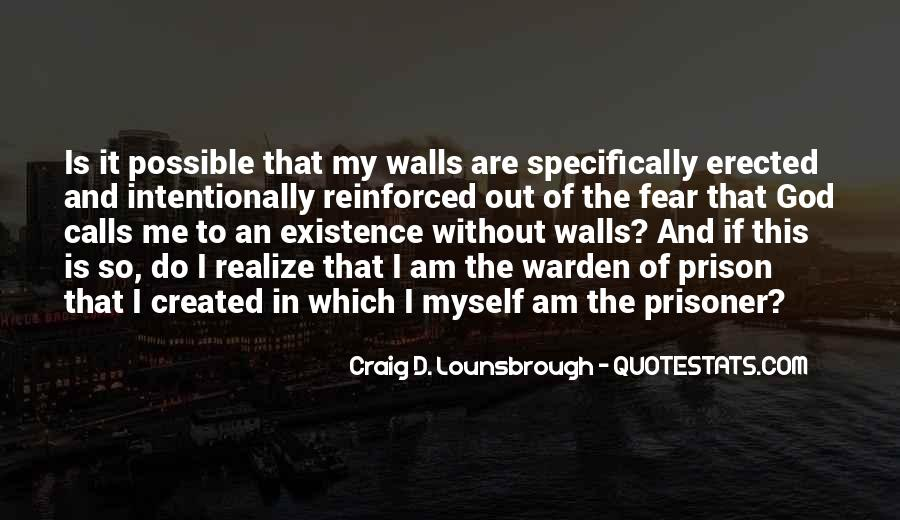 Out Of Prison Quotes #85435