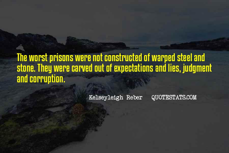Out Of Prison Quotes #941534