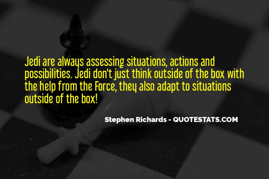 Out Of The Box Motivational Quotes #1778341