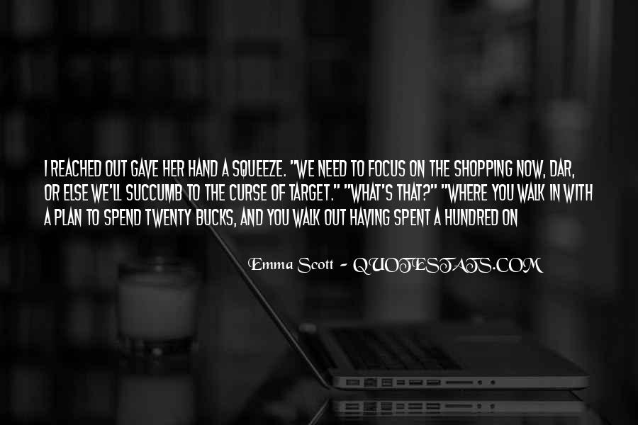 Out Shopping Quotes #1310606