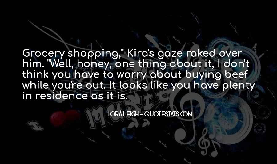 Out Shopping Quotes #437564