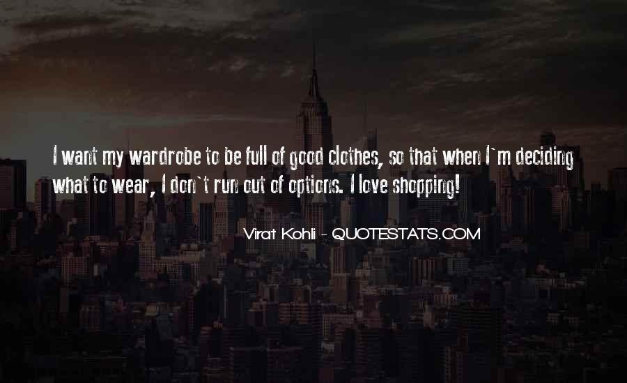 Out Shopping Quotes #615356
