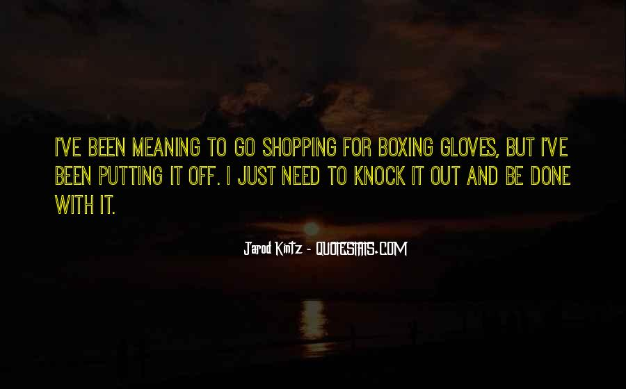 Out Shopping Quotes #788195