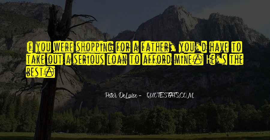 Out Shopping Quotes #84957
