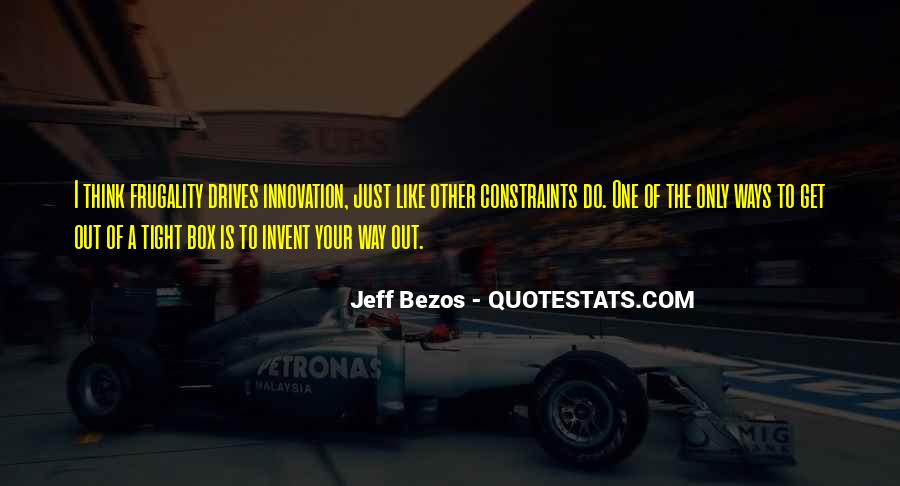 Out The Box Quotes #122753