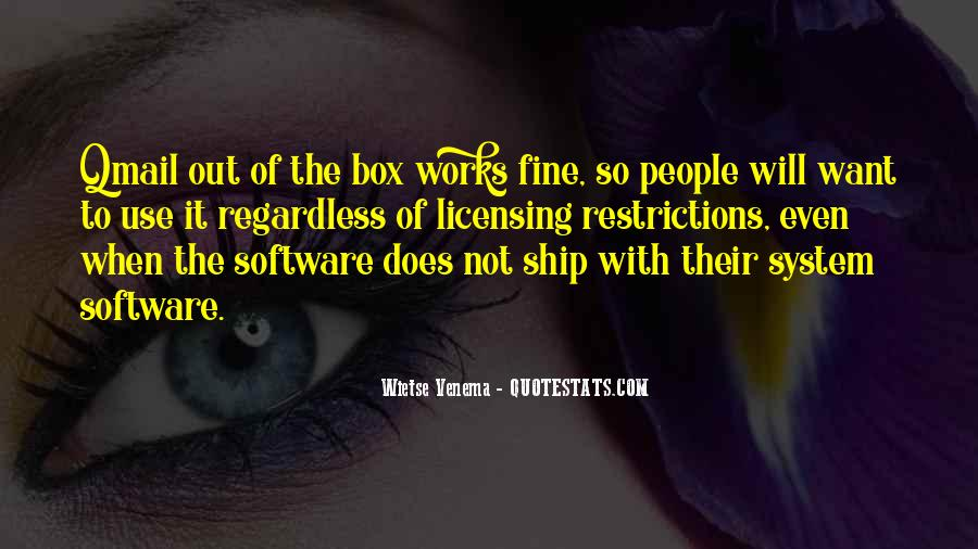 Out The Box Quotes #148787