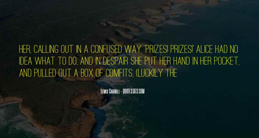 Out The Box Quotes #288949