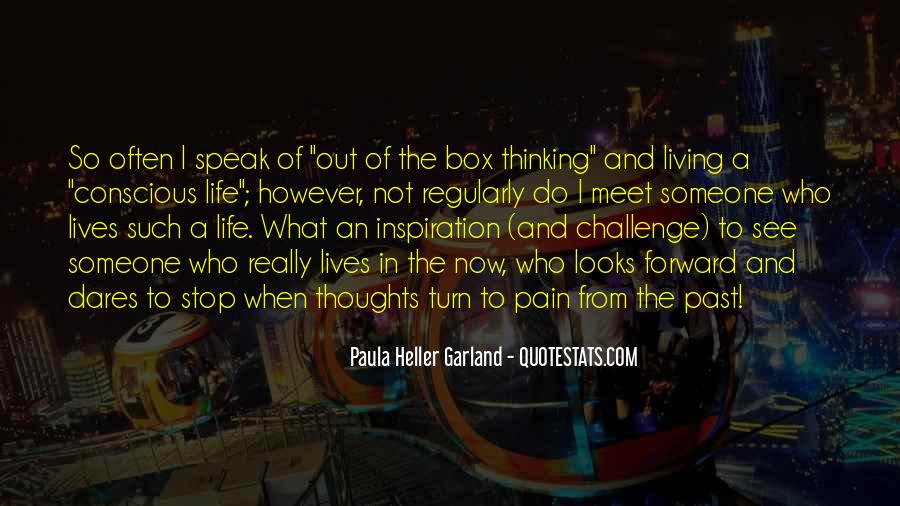 Out The Box Quotes #298263