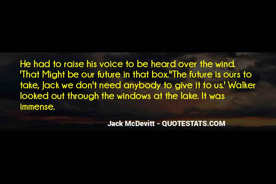 Out The Box Quotes #343461