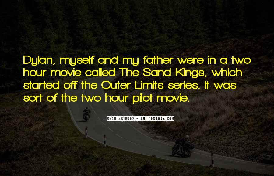 Outer Limits Quotes #1639630