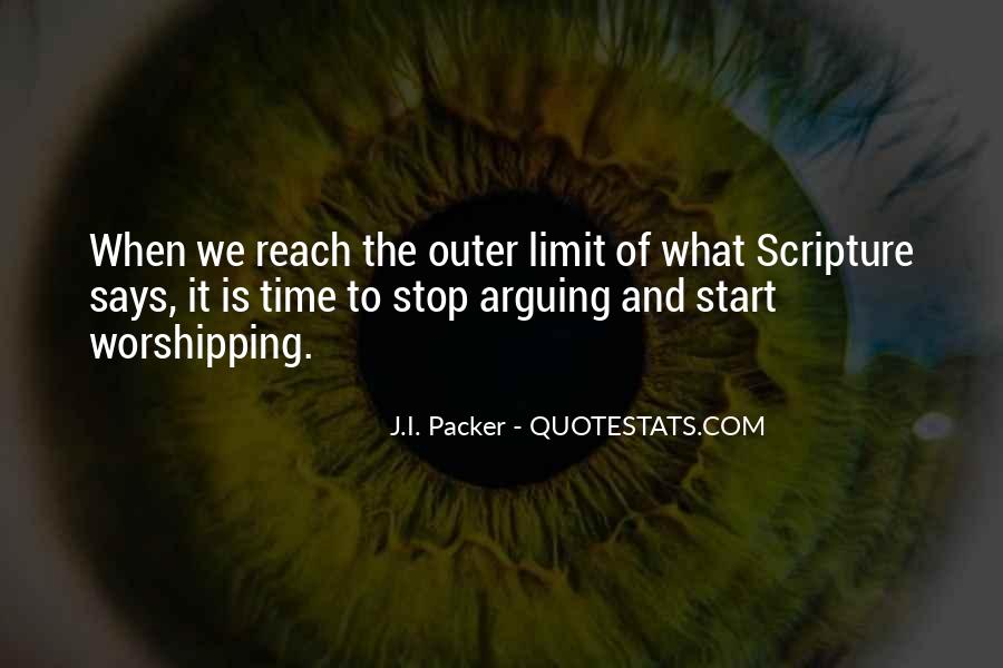 Outer Limits Quotes #391217