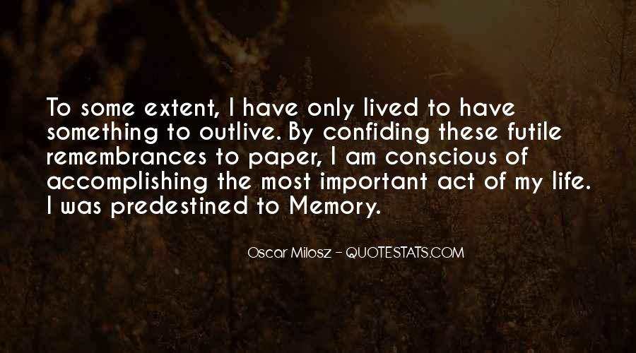 Outlive Your Life Quotes #136466