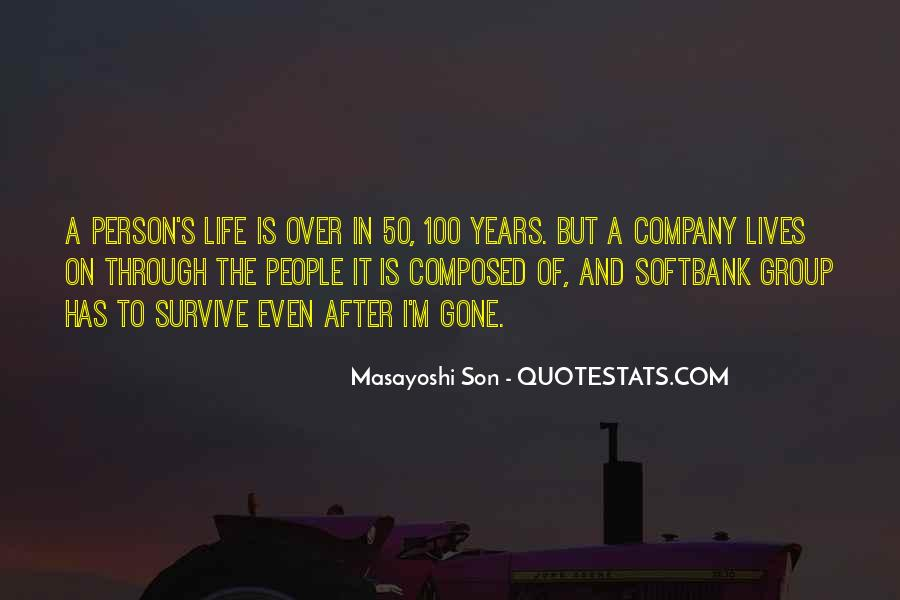 Over 50 Quotes #488437