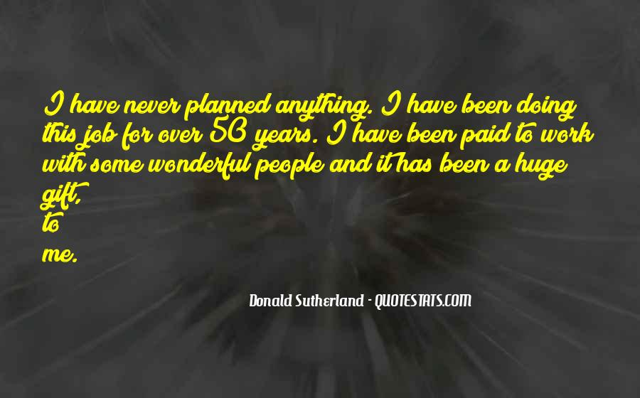 Over 50 Quotes #734199