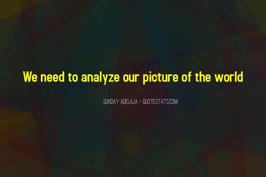 Over Analyze Quotes #11223