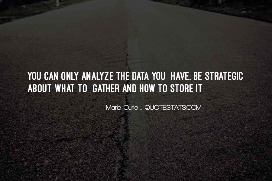 Over Analyze Quotes #212200