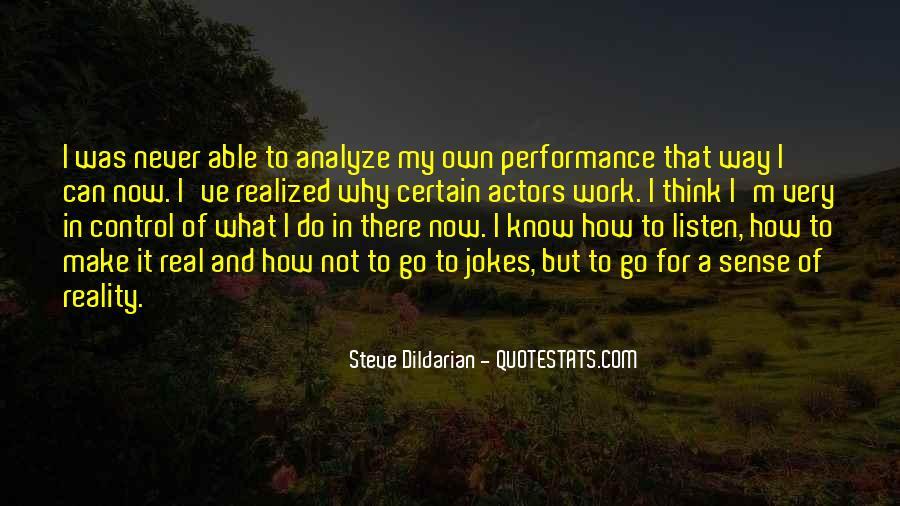 Over Analyze Quotes #34759