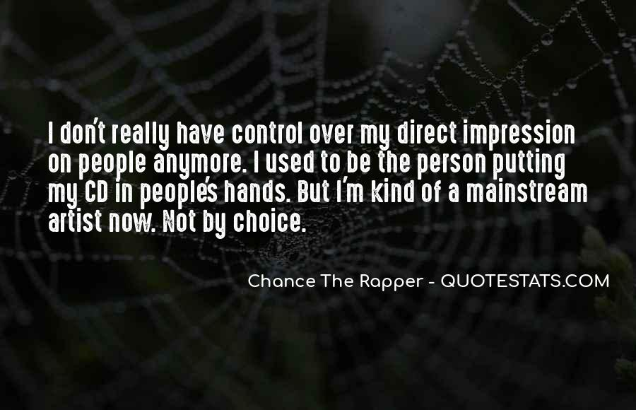 Over Control Quotes #100368