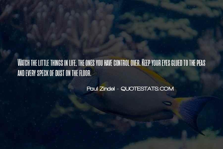 Over Control Quotes #132734