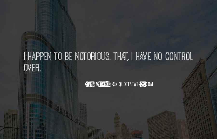 Over Control Quotes #52030