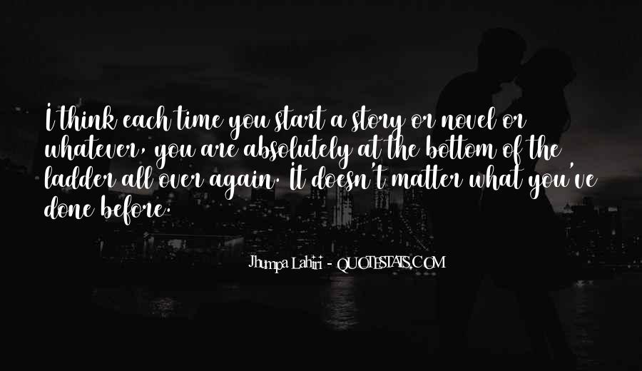 Over It All Quotes #35351