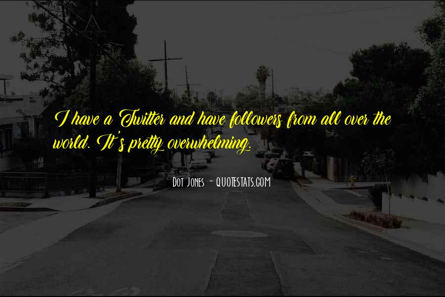 Over It All Quotes #40032