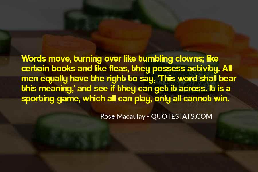 Over It All Quotes #40058