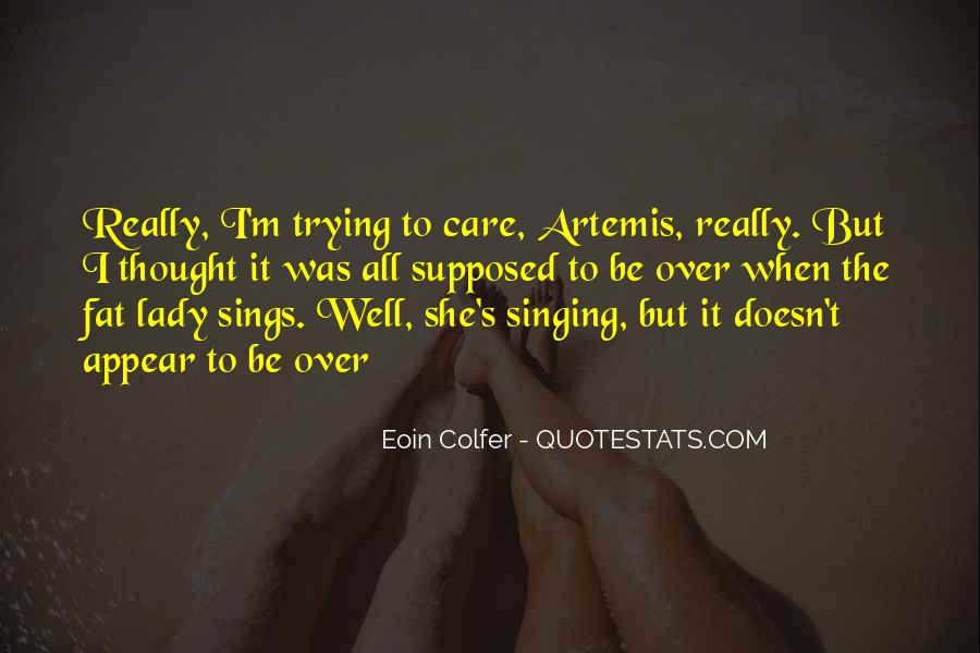 Over It All Quotes #41862