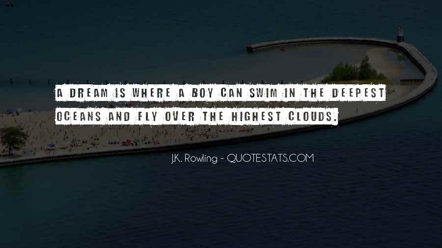Over The Clouds Quotes #1753865
