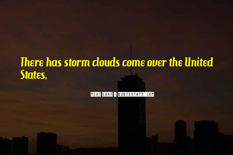 Over The Clouds Quotes #19948
