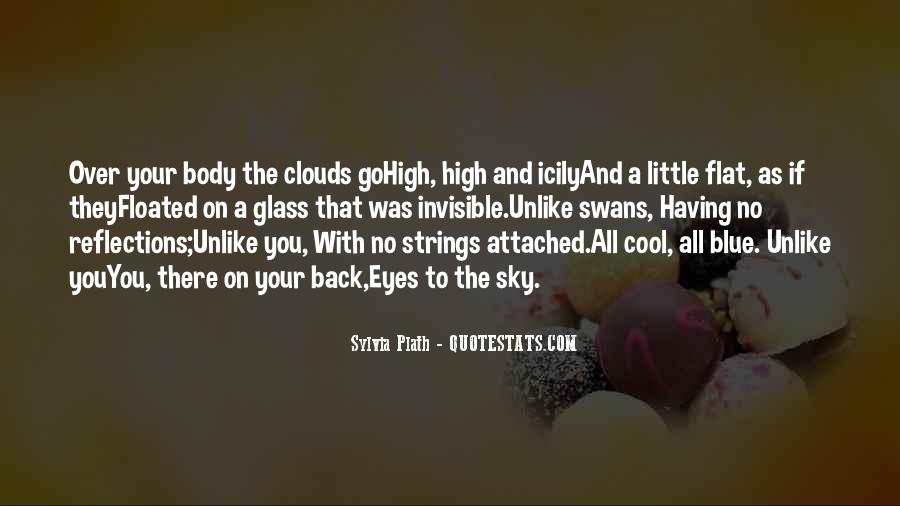 Over The Clouds Quotes #200901