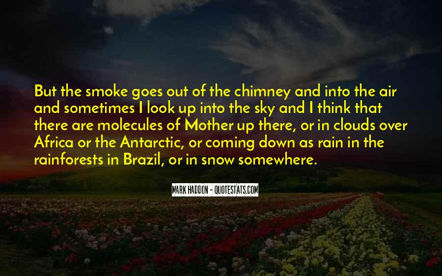 Over The Clouds Quotes #420494