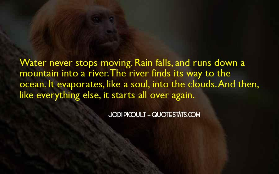Over The Clouds Quotes #586694