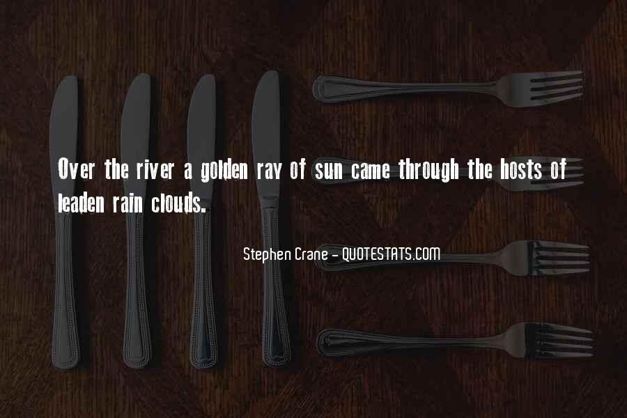 Over The Clouds Quotes #777765