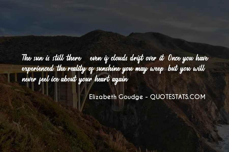 Over The Clouds Quotes #944743