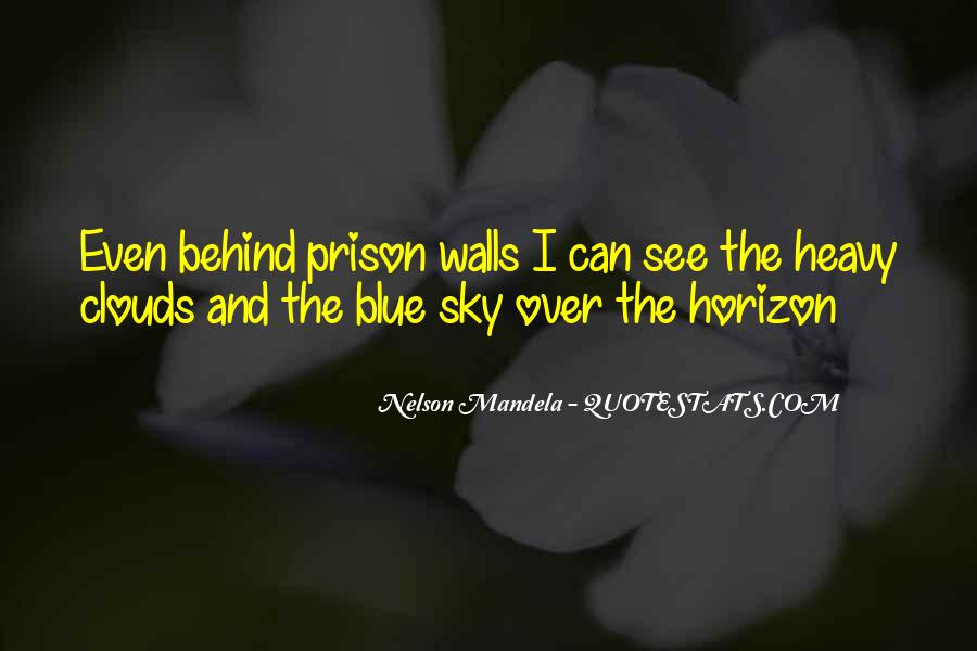 Over The Horizon Quotes #1131697