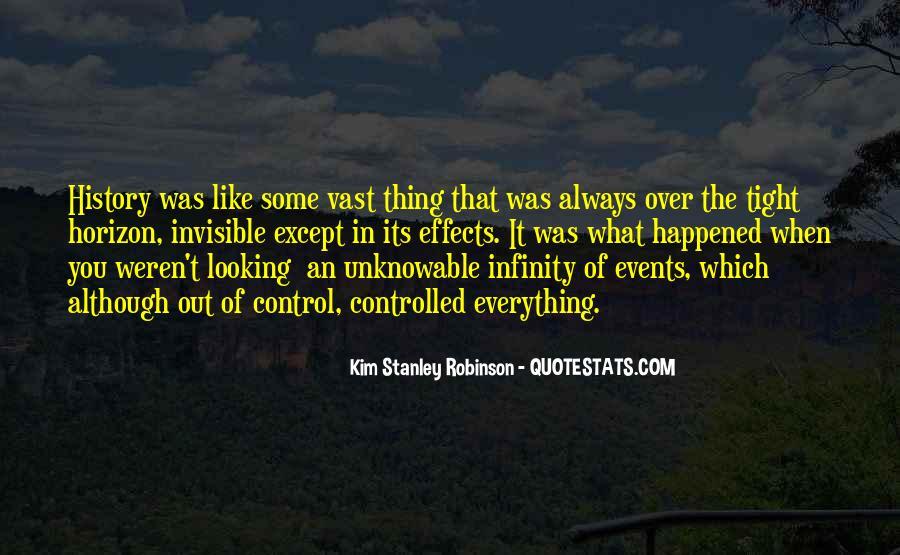Over The Horizon Quotes #1229701