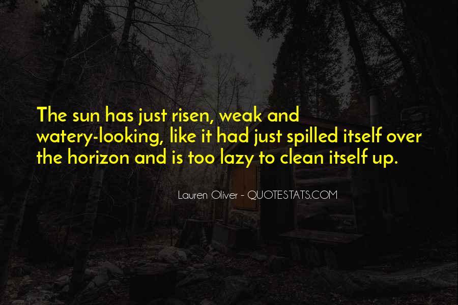 Over The Horizon Quotes #1263669