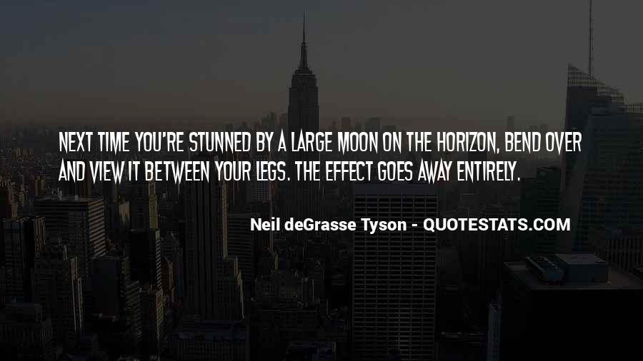 Over The Horizon Quotes #1482646