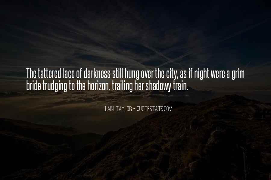 Over The Horizon Quotes #1655796