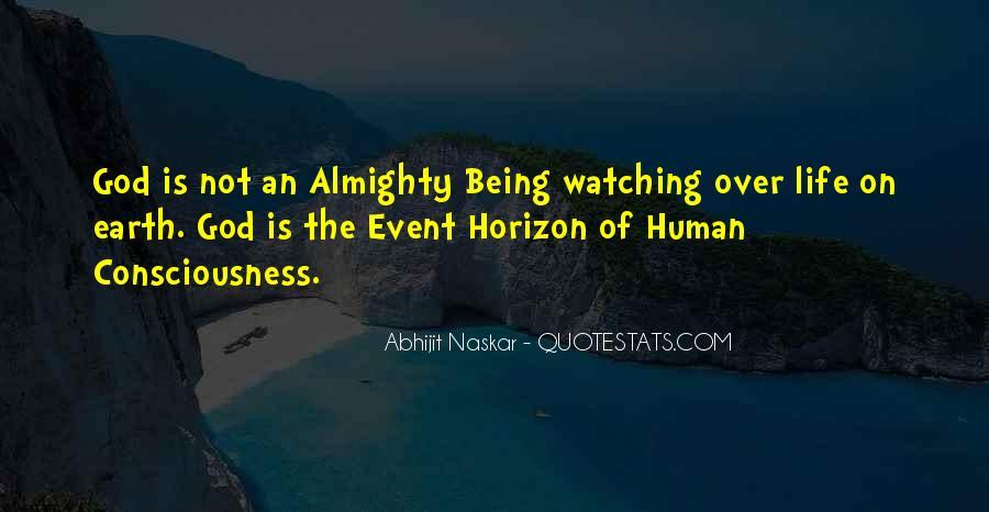 Over The Horizon Quotes #268381